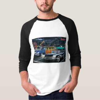 T-shirt Coureur de cyclone