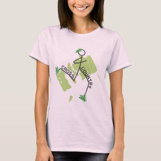 T-shirt Coureur d'herbe de pays croisé