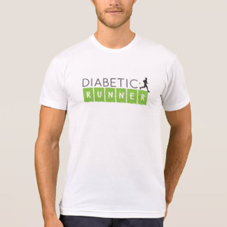 T-shirt Coureur diabétique