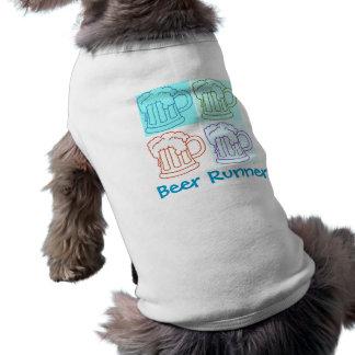 T-shirt Coureur/Oktoberfest de bière