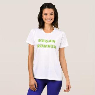 T-shirt Coureur végétalien