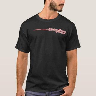 T-shirt Coureurs anciens de Kirby de l'Orégon