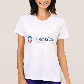 T-shirt Coureurs pour Obama !