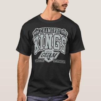 T-shirt COUREZ 671 rois de la GUAM Chamorro