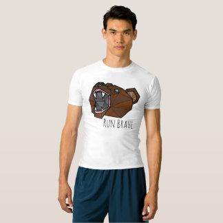 T-shirt Courez courageux