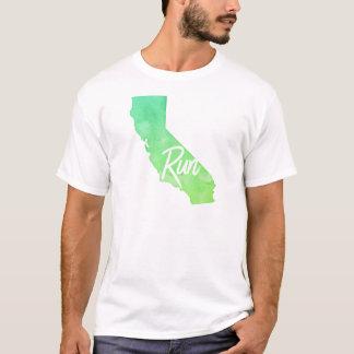 T-shirt Courez la Californie