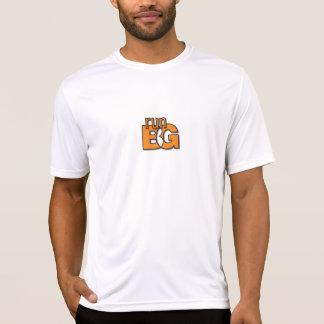 T-shirt Courez la représentation Dryfit de la BG