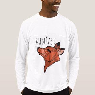 T-shirt Courez rapidement
