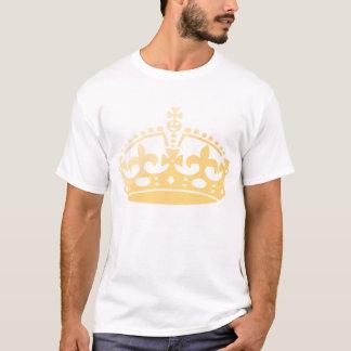 T-shirt Couronne unisexe de jubilé de salon de palais