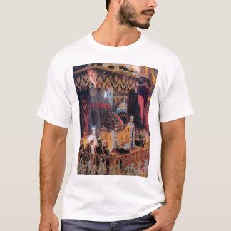 T-shirt Couronnement de Nicholas II