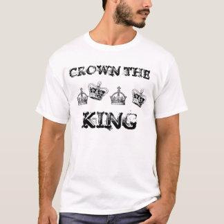 T-SHIRT COURONNEZ. LE .KING