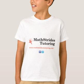 T-shirt Cours particuliers de MathStrides