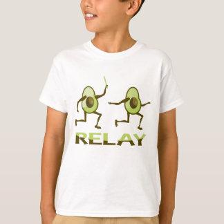 T-shirt Course de relais drôle d'avocat