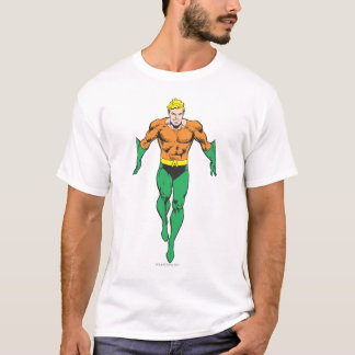 T-shirt Courses d'Aquaman