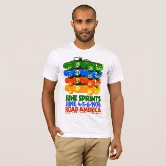 T-shirt Courses de voiture