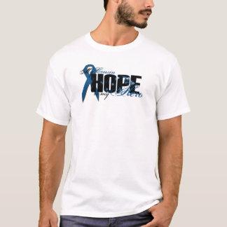 T-shirt Cousin mon héros - espoir de cancer du colon