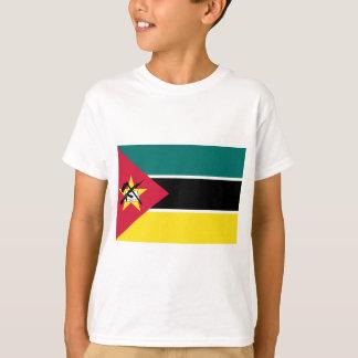 T-shirt Coût bas ! Drapeau de la Mozambique