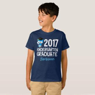 T-shirt Coutume 2017 de cool d'obtention du diplôme de