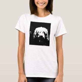 T-shirt coutume d'otterhound