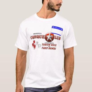 T-shirt Coutume IRTOC avec l'étiquette nommée