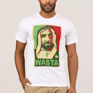 T-shirt Coutume shirt2 de Zayed_WASTA