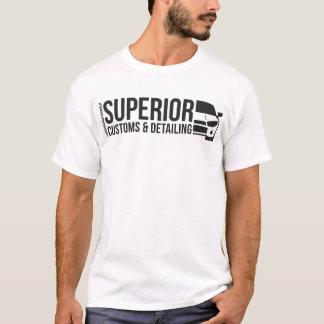 T-shirt Coutumes supérieures