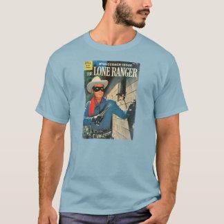 T-shirt Couverture 1960 de bande dessinée solitaire de