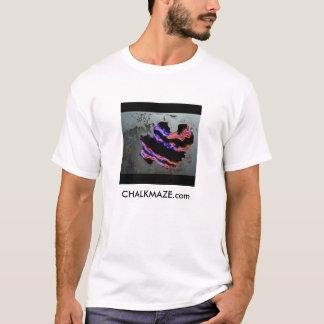 T-shirt Couverture d'album de CHALKMAZE, CHALKMAZE.com