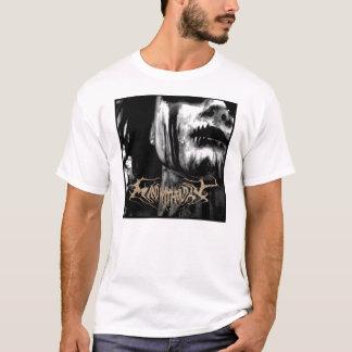 T-shirt Couverture d'album de jour de Wither d'esprit