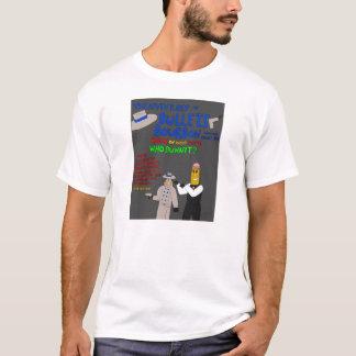 T-shirt Couverture de la question de Bourbon de balles