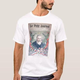 T-shirt Couverture du Président Kruger
