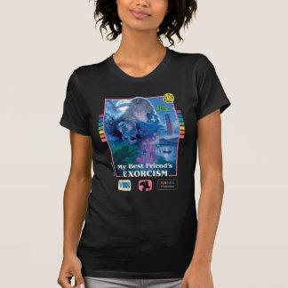 T-shirt Couverture vintage de VHS de l'exorcisme de mon