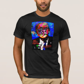 T-shirt Covfefe Glitched Donald Trump