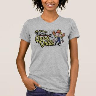 T-shirt Cow-girl rapide d'aspiration