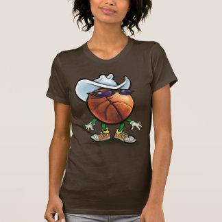 T-shirt Cowboy de basket-ball