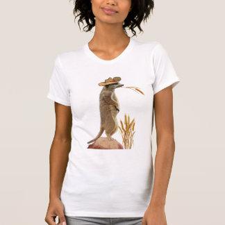 T-shirt Cowboy de Meerkat