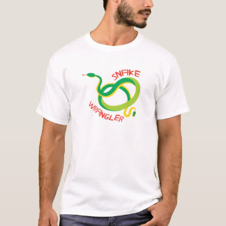 T-shirt Cowboy de serpent