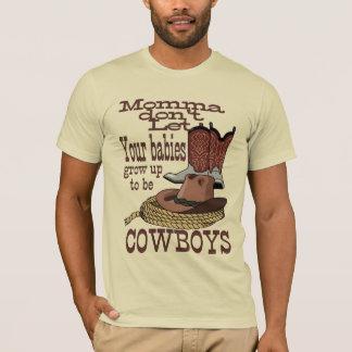 T-shirt cowboys d'atv de Sony
