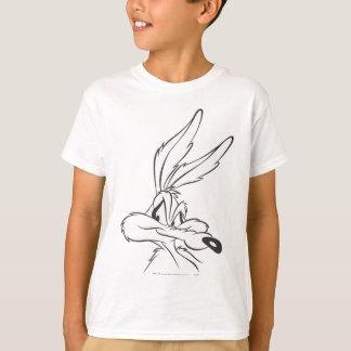 T-shirt Coyote 7 expressifs du Wile E
