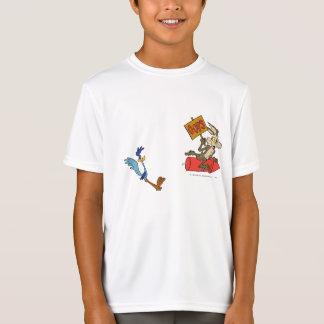 T-Shirt Coyote du Wile E et produits de point culminant de