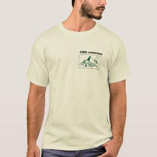 T-shirt CR2 conquiert le Picchu