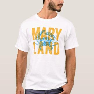 T-shirt Crabe du Maryland