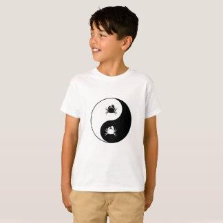 T-shirt Crabes de Yin Yang
