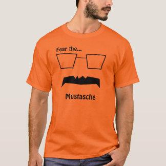 T-shirt Craignez la moustache Ed Lee pour le maire