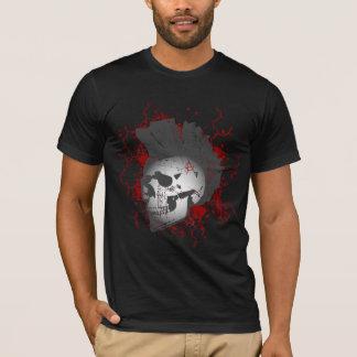 T-shirt Crâne d'anarchie de Mohawkin