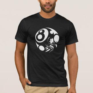 T-shirt crâne de 8 boules