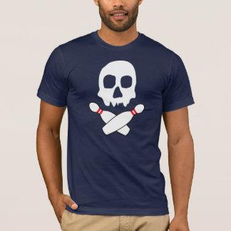 T-shirt Crâne de bowling