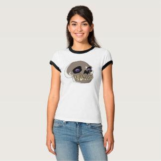 T-shirt Crâne de chat