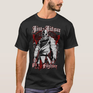 T-shirt Crâne de Jiu-Jitsu