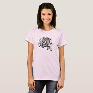 T-shirt Crâne de métaux lourds